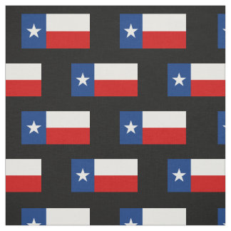 Tissu Drapeau classique d'état du Texas