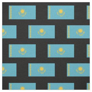 Tissu Drapeau de Kazakhstan