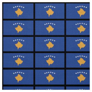 Tissu Drapeau de Kosovo