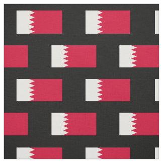 Tissu Drapeau du Bahrain