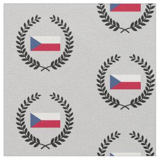 Tissu Drapeau tchèque
