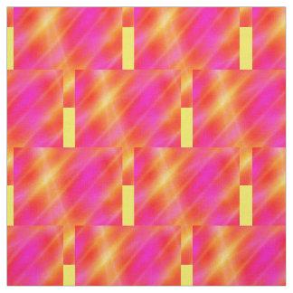 Tissu Faisceaux lumineux de l'espace - lilas