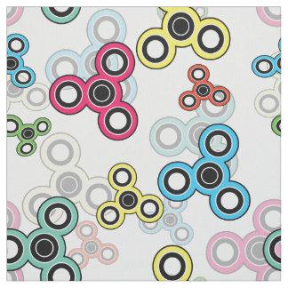 Tissu Fileurs multicolores