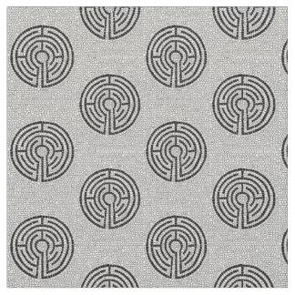 Tissu Labyrinthe VII