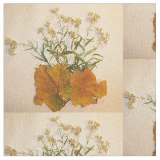 Tissu L'automne indigène #1 du Montana a peigné le coton
