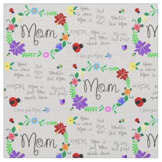 Tissu Maman
