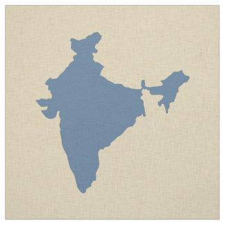 Tissu Modes bleus Inde d'épice du Cachemire