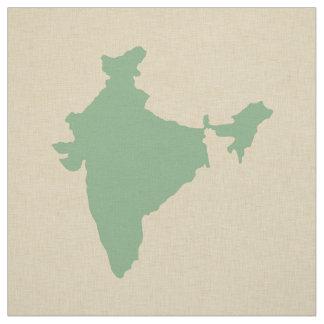 Tissu Modes Inde d'épice de feuille de laurier