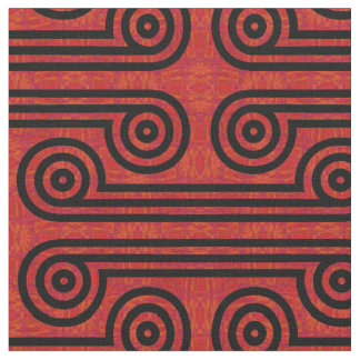Tissu Noir et vin rouge de Deimos grands