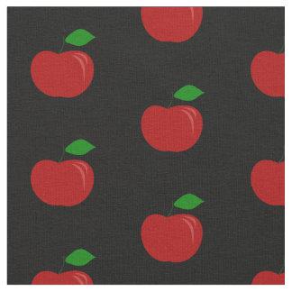 Tissu Pommes