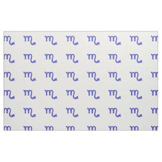 Tissu Symbole de Scorpion