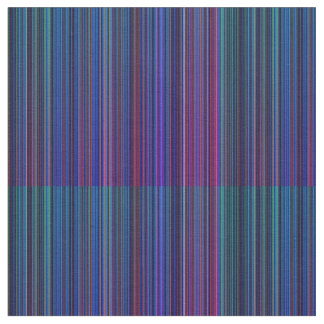 Tissu vert rose pourpre de rayure bleue d'aqua
