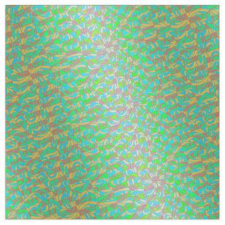Tissu Vert vert d'art op de Winston