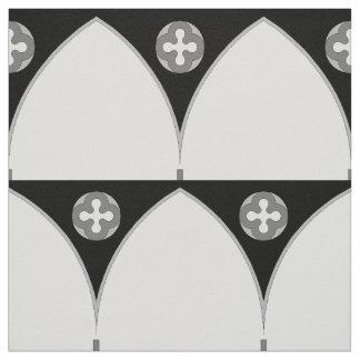 Tissu Voûtes gothiques
