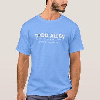 Todd Allen pour le congrès : T-shirt de logo
