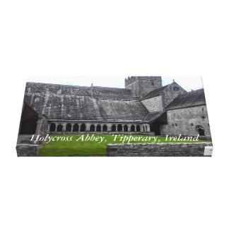 Toile Abbaye de Holycross, Tipperary, Irlande
