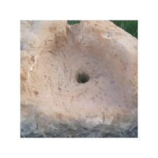 Toile Ancre en pierre