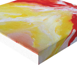 Toile Art original abstrait