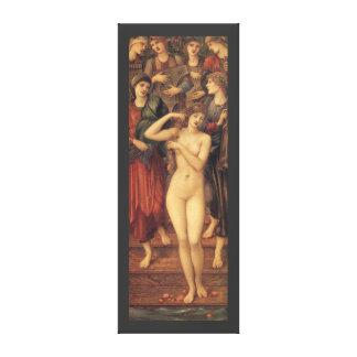 Toile Bath de Vénus par monsieur Edouard Coley Burne