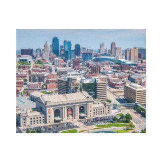 Toile Bel horizon de Kansas City