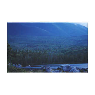 Toile Belle vue pittoresque du Maine