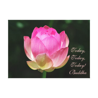 Toile Bouddha est aujourd'hui le jour