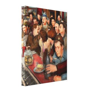 Toile Café - Munchies de minuit 1943