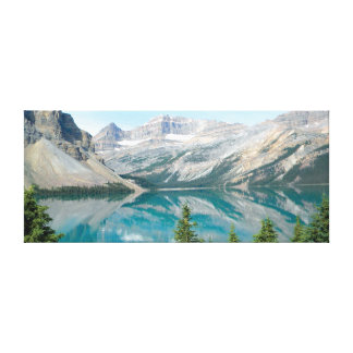 Toile Canadien les Rocheuses