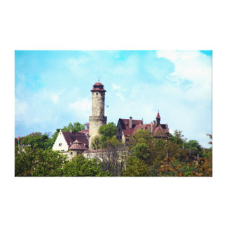Toile Castle Altenburg - Bamberg