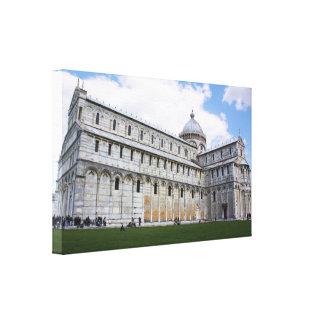 Toile Cathédrale à Pise