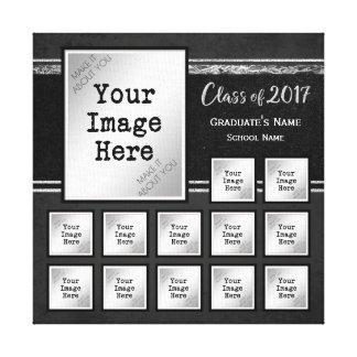 Toile Classe du souvenir 2017 K-12 commémoratif