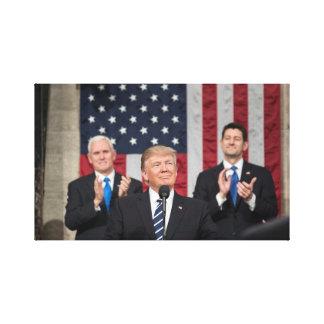 Toile Contrôle républicain du gouvernement des