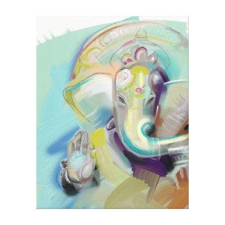Toile d'art de seigneur Ganesh Toiles