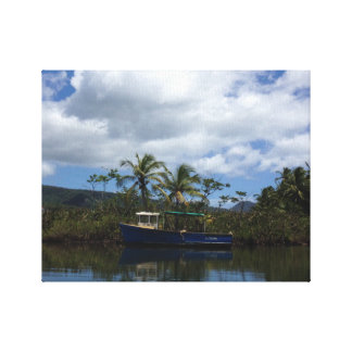 toile de bateau de pêche