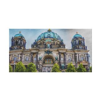 Toile de cathédrale de Berlin