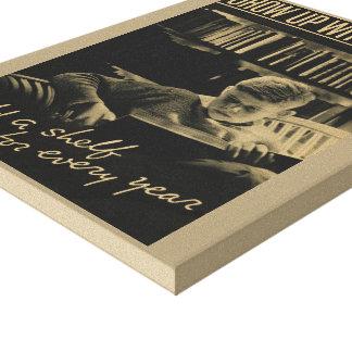 Toile de la semaine du livre de 1933 enfants