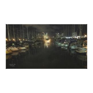 Toile de port de Wai d'aile du nez par Jacqueline