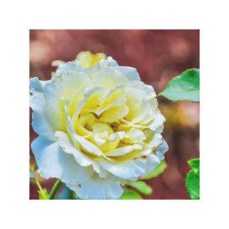 Toile d'impression de photographie de fleur