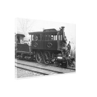 Toile DL+ Locomotive d'inspection de vapeur de W