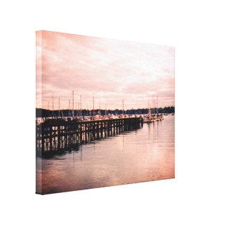 Toile Dock de bateau