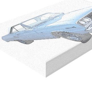 Toile Dodge Coronet
