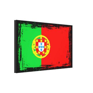Toile Drapeau du Portugal