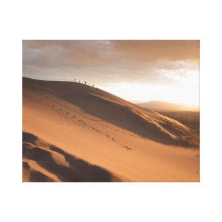 Toile Dune de sable énorme