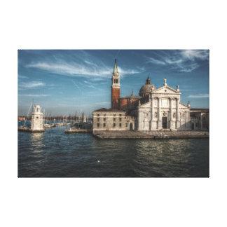 Toile Église Venise Italie de San Giorgio Maggiore