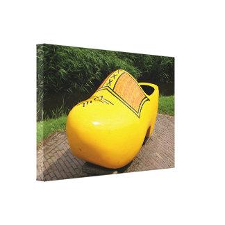 Toile Entrave jaune géante, Hollande