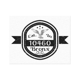 Toile Établi dans 10460 Bronx