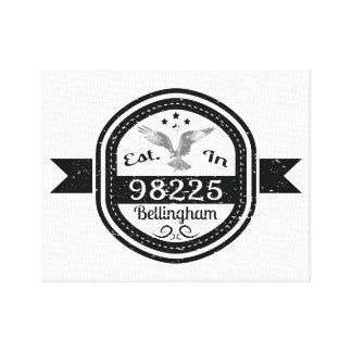 Toile Établi dans 98225 Bellingham