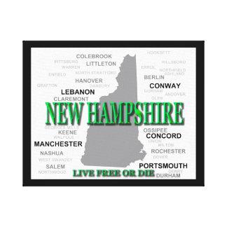 Toile État du New Hampshire