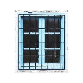 Toile fenêtre