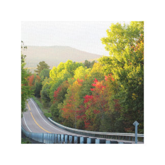 Toile Feuillage du Vermont